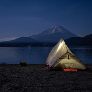 ゆるキャン△の聖地、1月の浩庵キャンプ場は静かで冷たくて美しかった!!その1