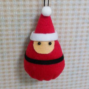 【募集中】サンタマスコット作り講座(子連れOK!)