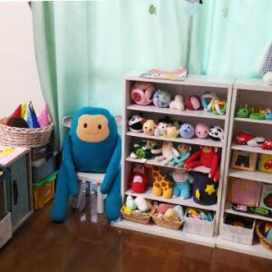 【緊急告知】1日・2日は「布おもちゃのお部屋」無料開放!!