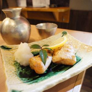 酒造直営の立ち飲み店で本格和食。 竹内酒造 梅田