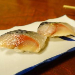 通常なら深夜まで寿司が食べられる貴重なお店。 あじまる 南森町