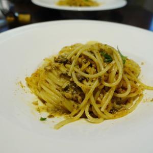 シチリア名物、いわしのパスタが食べられる超おすすめランチ! トラットリアニコ
