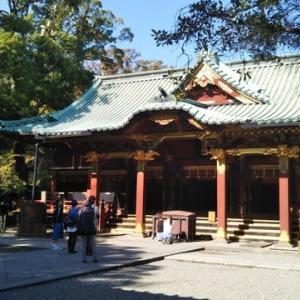 根津神社 Nezu Shrine