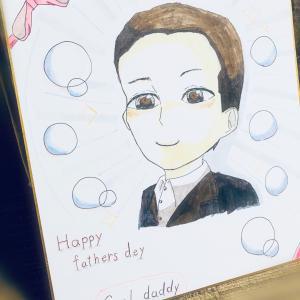 (*´▽`)ノ 父の日
