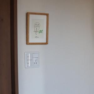 わが家の壁掛けインテリア  &  お買い物マラソン!