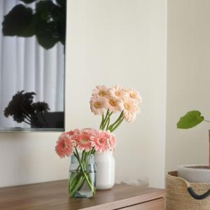 「北欧、暮らしの道具店」さんオリジナルフラワーベースで、花のある暮らし。& 楽天SS追加ポチ!