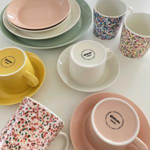 iittala / helle mugでオイバの世界~「真っ白いお皿なんて面白くもなんともない」に触れる。