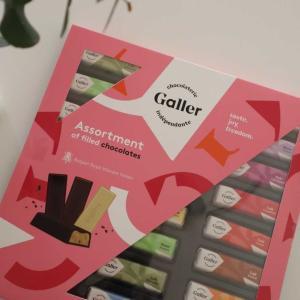 バレンタインにおススメ第2弾!Galleのチョコ &  グッドタイミングで再入荷されたのでポチ!
