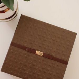 チョコレートは幸せの味~クラブハリエのチョコレートブラウニー。