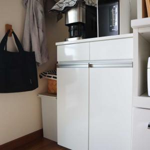 無印×KEYUCAのキッチン収納完成!