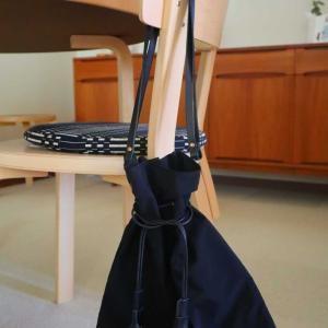 普段使いに最適!MORMYRUSの巾着バッグが可愛すぎた。 & ポチ予定のもの