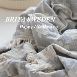 BRITA SWEDENのサマーブランケット。