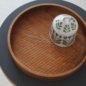 堀宏治さんの木のモノ & KALDIの美味しいオヤツ。