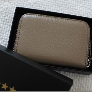 スキミング防止!本革カードケースで財布もスッキリ☆ & 今日からお買いものマラソン!