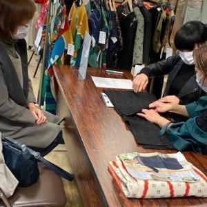 《アクア店》開催予告☆着物リメイクオーダー会