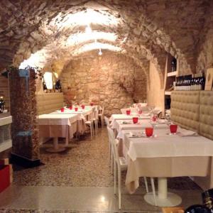イタリアの美味しいレストラン ロンバルディア州  ブレーシア Officina del Mare