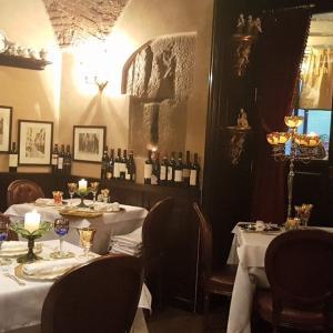 イタリアの美味しいレストラン ロンバルディア州  ブレーシア Antico Beccaria