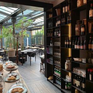 イタリアの美味しいレストラン ロンバルディア州  クレマスカ Villa San Michele
