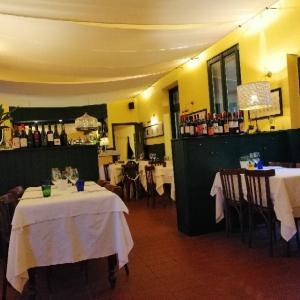 イタリアの美味しいレストラン ロンバルディア州  クレマスカ Trattoria Via Vai