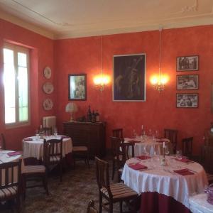 イタリアの美味しいレストラン ロンバルディア州  クレマスカ Trattoria Toscanini