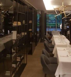 イタリアの美味しいレストラン ロンバルディア州  ロー / Rho D'O