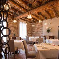 イタリアの美味しいレストラン ロンバルディア州  ロー / Rho Cascina Malingamba