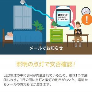 NHK「まちかど情報室」:「HelloLight LED電球」