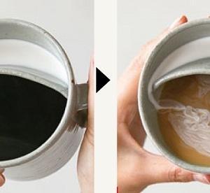 NHK「まちかど情報室」:「味わうカフェオレカップ」