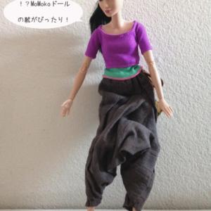 Made to Move Dollの靴サイズは