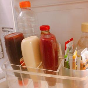 冷蔵庫は家族の変化に合わせて、美味しいものを食べる♪