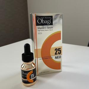 ビタミンCをさらに速攻アプローチ オバジC25セラム