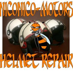 モモ デザイン ヘルメットリペア MOMO Design Helmet Repair ヘルメット リメイク 修理店