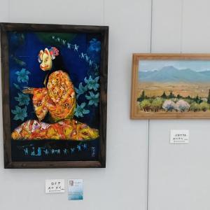能美市美術作家協会絵画部 第25回N展