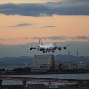 ぶらり羽田空港