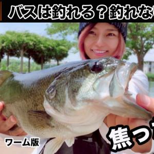 【検証】バス釣りの検証をしてみた!