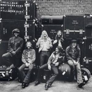 1971年3月13日 フィルモア・イーストのオールマン・ブラザーズ・バントのライブ