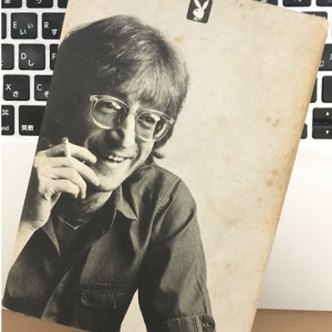 ジョン・レノン&オノ・ヨーコ プレイボーイ・インタビュー 1980年完全版