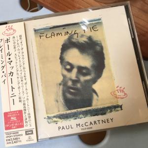 「フレミング・パイ」を聴きながら「マッカートニー・ミュージック」を読む