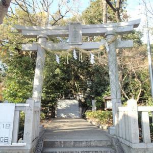 住宅街に森!巨石だらけの『越木岩神社』(兵庫県西宮市甑岩町)