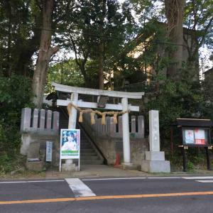 またーり御朱印めぐり。柴崎神社。