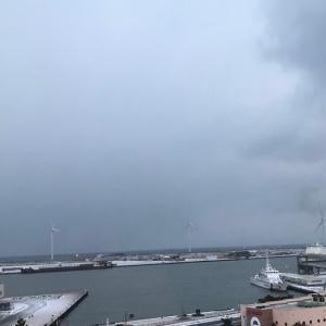 秋田→新潟:新日本海フェリー「らいらっく」乗船記(2回目)