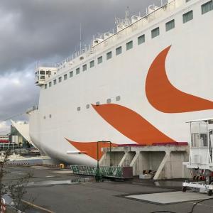 大阪→志布志:フェリーさんふらわあ「さんふらわあさつま」乗船記