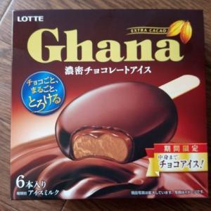 期間限定 ガーナ 濃密チョコレートアイス<チョコ> ロッテ