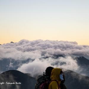 遠征ご飯やカメラ(標高3,026m乗鞍岳のご来光 編)