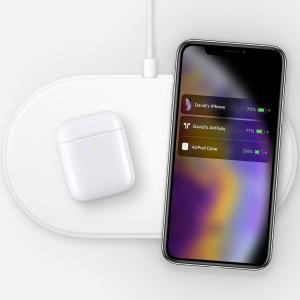 アップルAirPowerプロトタイプがリーク、Apple Watchの充電が可能に。