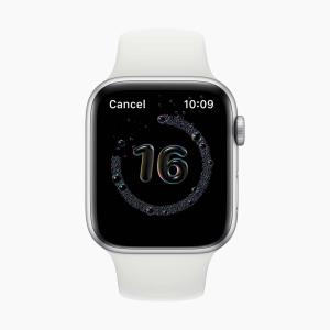 WatchOS7によるApple Watch手洗い機能は数年にわたって開発していた。