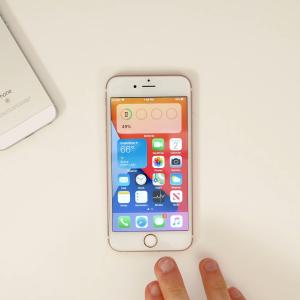 iOS14ベータ、iPhone 6sでも驚くほどスムーズに動作。