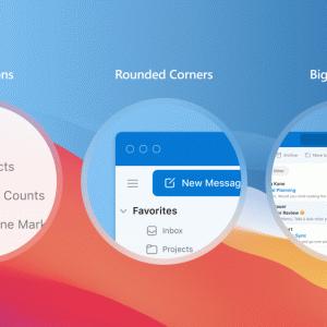 Office for Macがアップデート、モダンなデザインに。