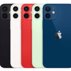 iPhone 12 Mini 発表、一回り小さくなって登場!