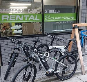 「E-Bike」取材のお話